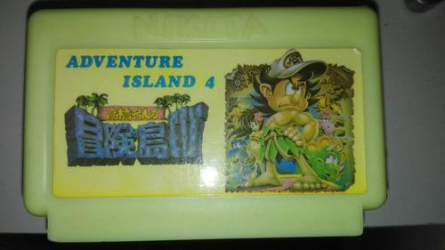 adventure island 4 para family game