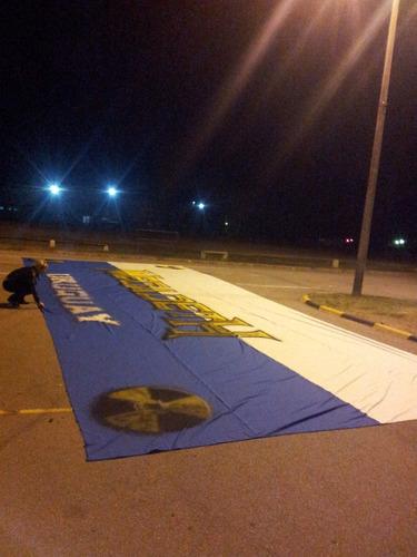 aerografia, banderas gigantes, sublimación