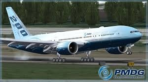 aeronave 777 pmdg fsx