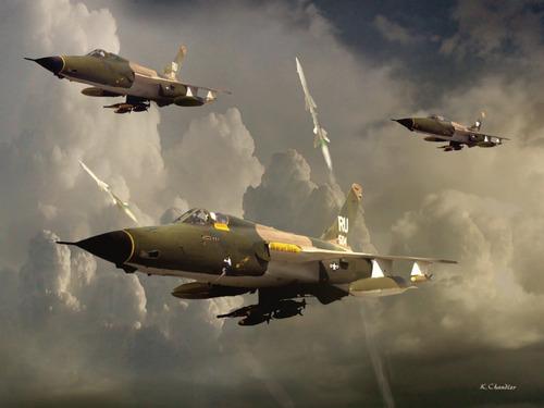 aeronaves militares para fsx deluxe