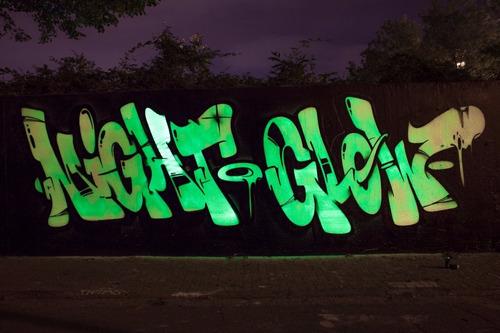 aerosol pintura en spray rust-oleum made in usa luminoso