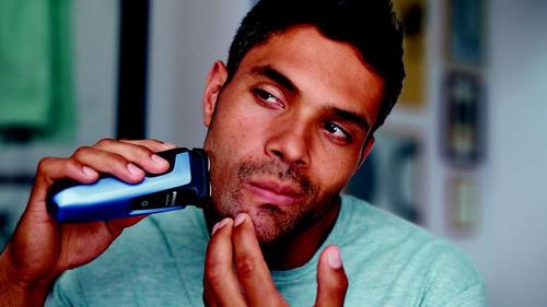 afeitadora recargable philips uso en seco y humedo s1070/04