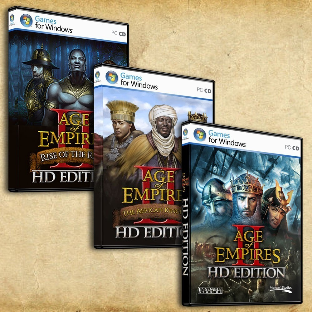 Age Of Empires 2 Hd + Expansiones Pc Online Steam Original