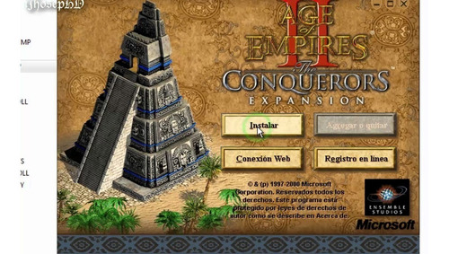 age of empires 2 pc español + expansiones digital + online