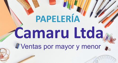 agenda omega día por hoja age 10  2019.  camaru ltda