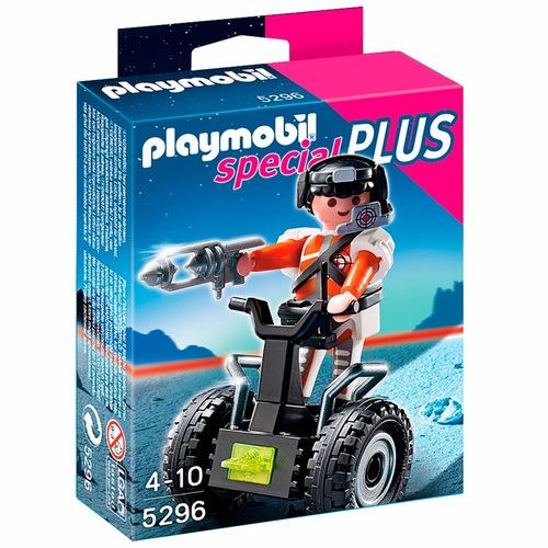 agente secreto con balance racer - special plus - playmobil