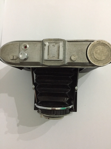 agfa isolette 120mm - made in germany + estuche