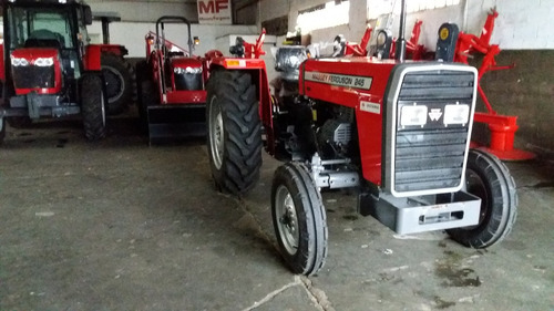 agricola massey ferguson tractores, maquinaria