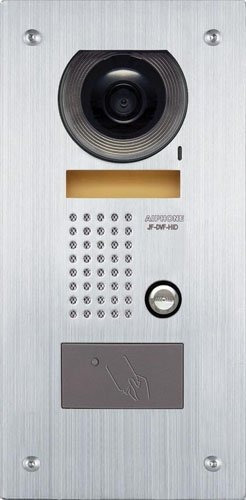 aiphone jf dvf hid vandal resistant flush mount