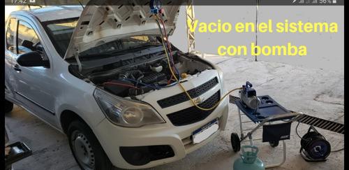 aire acondicionado automotriz. trabajos garantidos