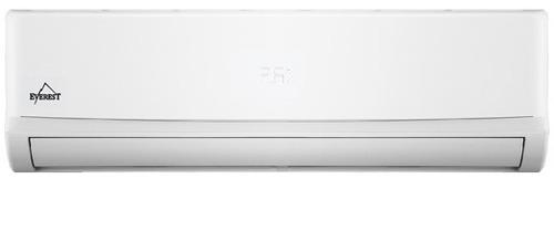 aire acondicionado everest inverter 9000btu + inst. básica