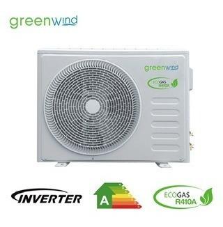aire acondicionado greenwind inverter 9000 btu wifi