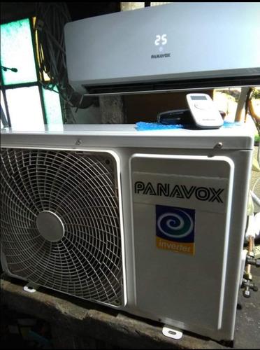 aire acondicionado panavox 18000btu inverter