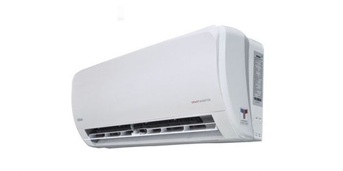 aire acondicionado smart inverter 9.000 btu + inst básica