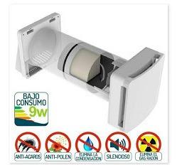 aire automatizado solución contra humedad por condensación
