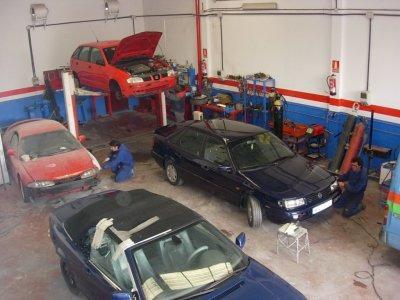ajuste y reconstruccion de motores