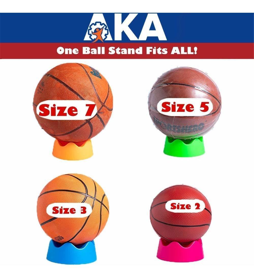 Soporte para balones de Baloncesto Fdit
