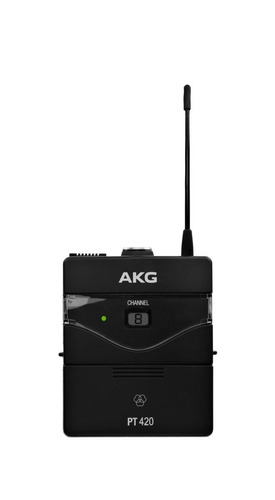 akg pro audio wms420 head set band a wireless microphone