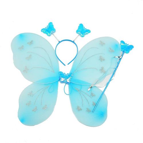 alas mariposa por 3 unidades