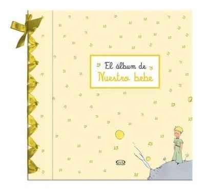 album de nuestro bebe - el principito