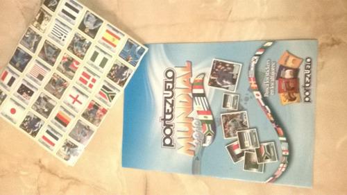 album de stickers portezuelo mundial 2010