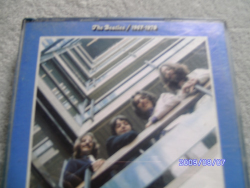 album doble en cdthe beatles 1967-1970,bien,400$