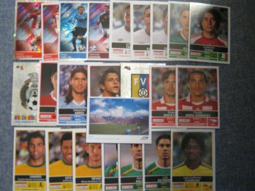 album vacio de la copa america 2011 mas 24 figuritas