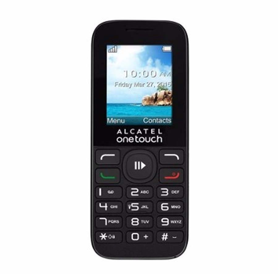 3529cd3468f alcatel one touch 1050 a camara fm linterna mp3 dual chip. Cargando zoom.