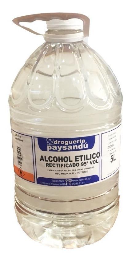 Se puede usar alcohol etilico para hacer licores