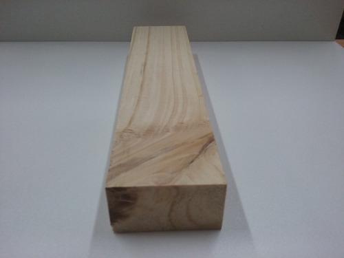 alfajias o listones en madera 2x1x3,30. cepillada 4 caras.