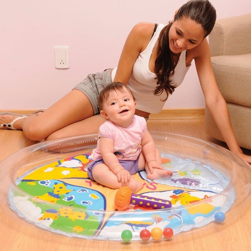 alfombra antigolpes bebé
