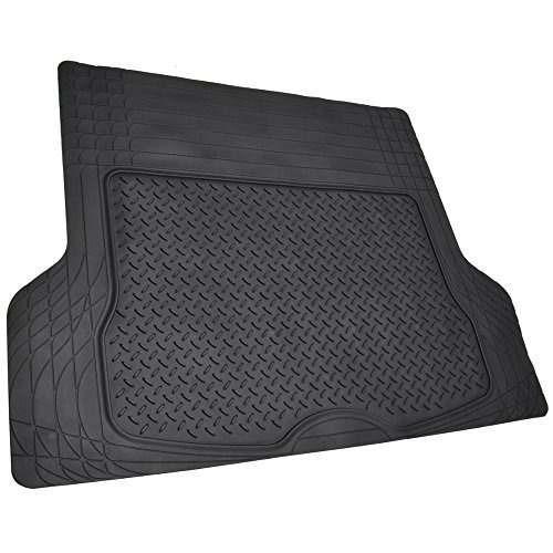alfombra baúl universal para auto camioneta goma protección