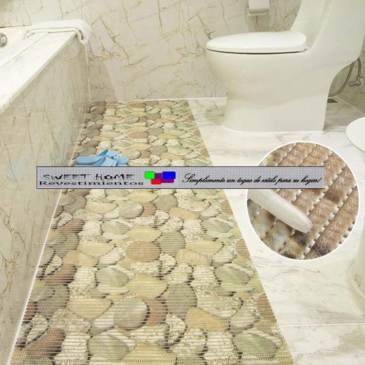 Alfombra caminador para ducha antideslizante para pisos - Suelo antideslizante ducha ...
