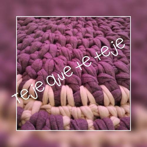 alfombra de trapillo, divinas!!! distintos tamaños