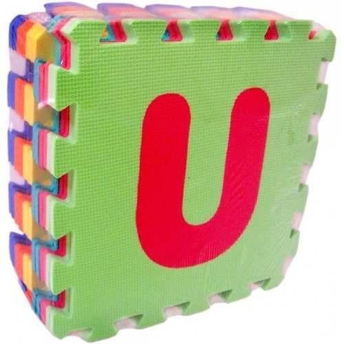 Alfombra puzzle de goma eva 240 00 en mercado libre - Alfombra goma eva ...