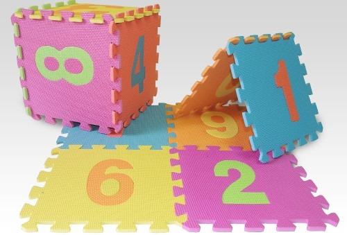 Alfombra puzzle de goma eva 240 00 en mercado libre - Alfombra de goma eva ...
