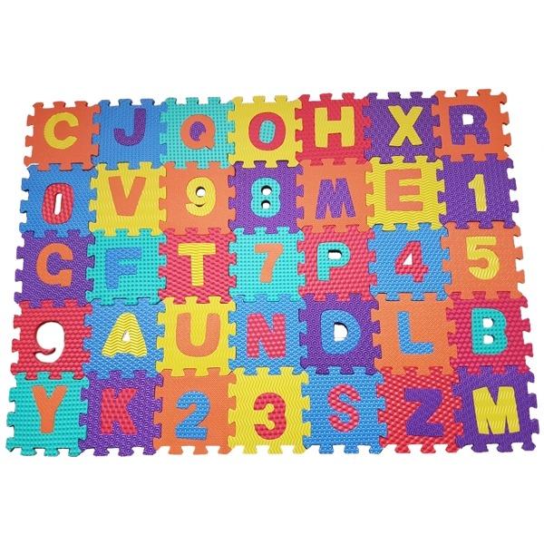 c19a32966c7 Alfombra Puzzle Encastre Goma Eva 15x15
