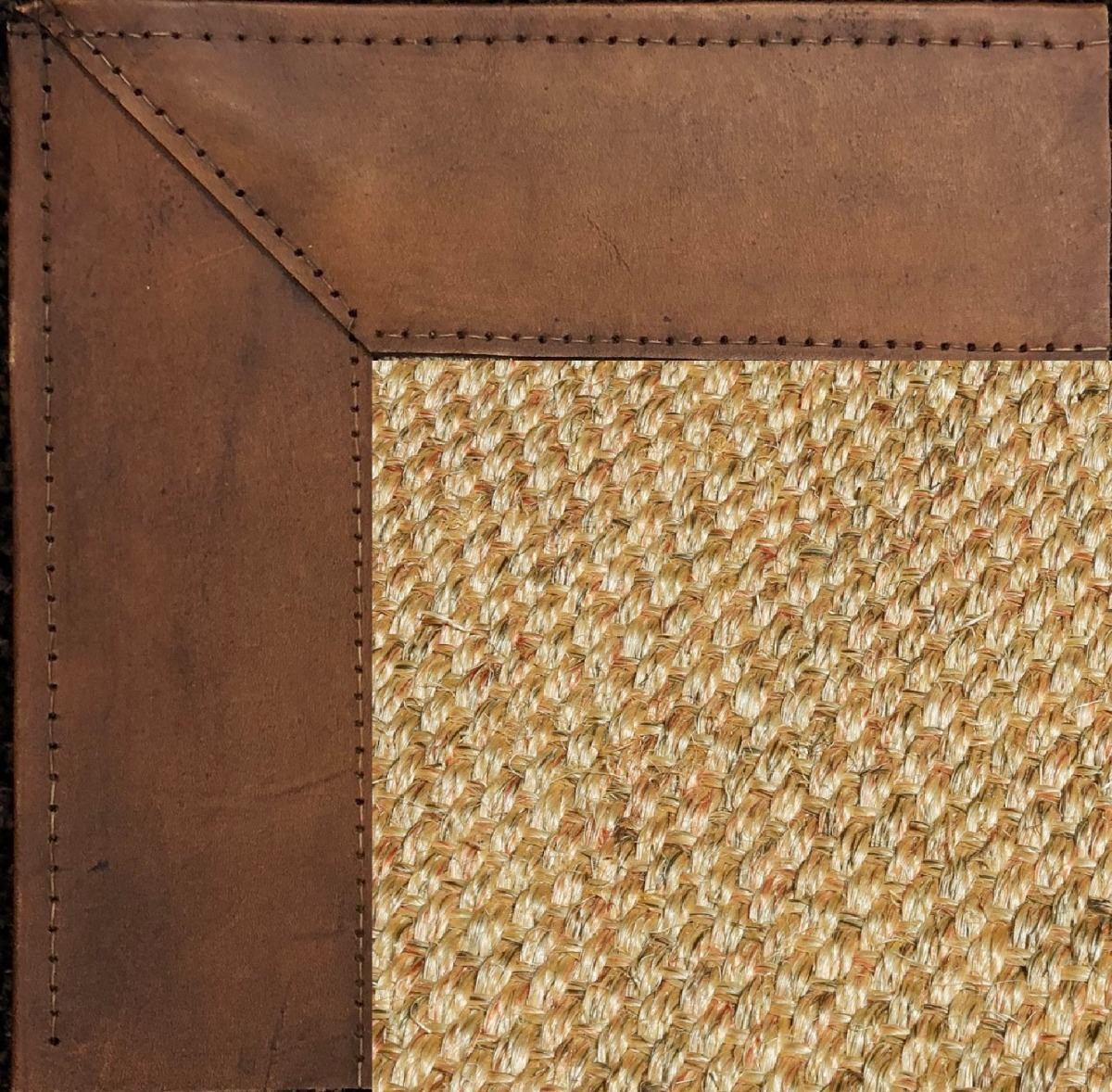 alfombra sisal sintético - guarda cuero (5 cm) - 1.50 x 2.00 - u$s