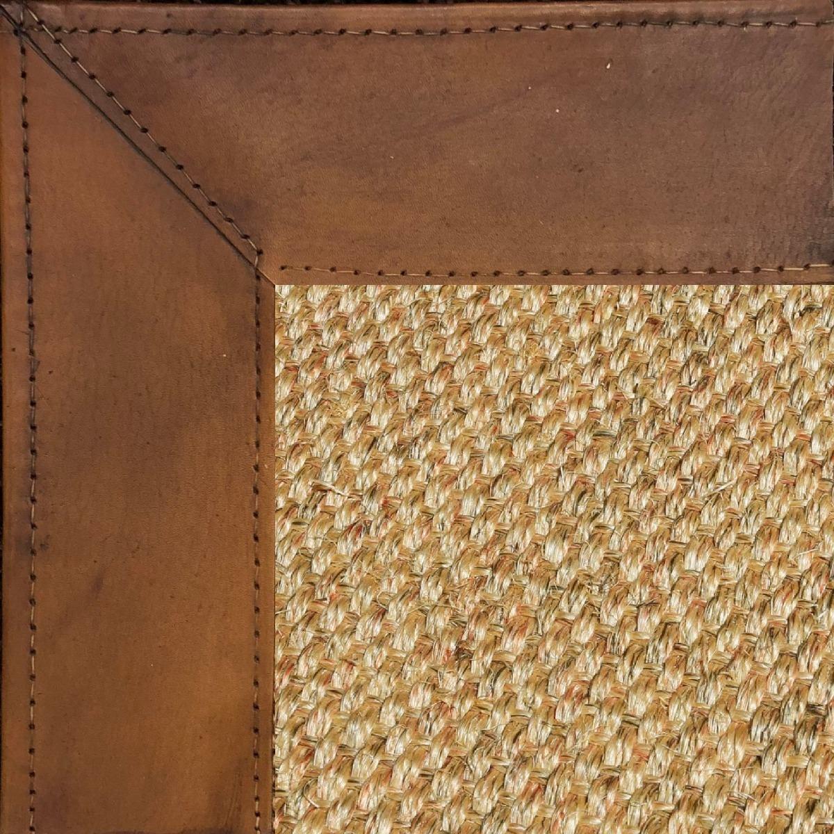 alfombra sisal sintético - guarda cuero (5 cm) - 2.00 x 2.50 - u$s