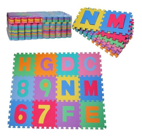 alfombras infantil para bebe niño anti golpes