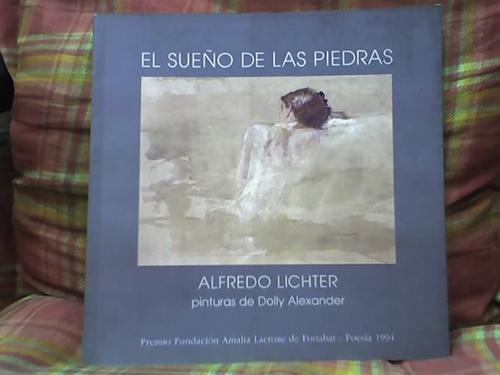 alfredo lichter-el sueño de las piedras-dolly alexander-1994