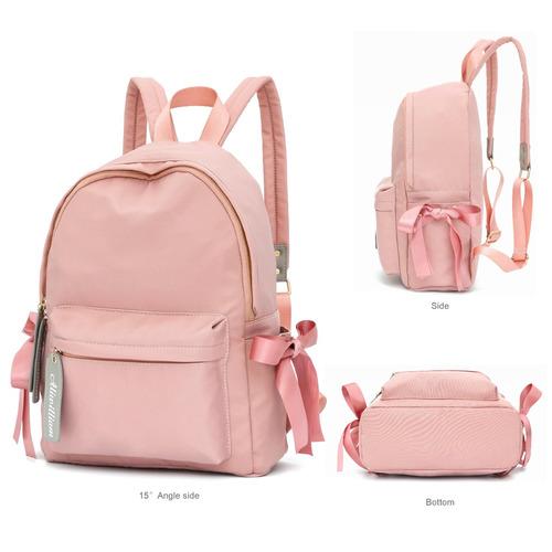af8ab600b28 Ali Victory Basic Backpack Para Mujeres Fashion Girls Col - U S 77 ...