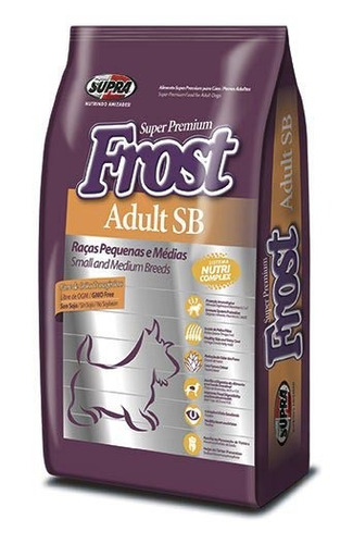 alimento frost perros