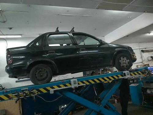 alineacion delantera auto y camioneta pequeño porte