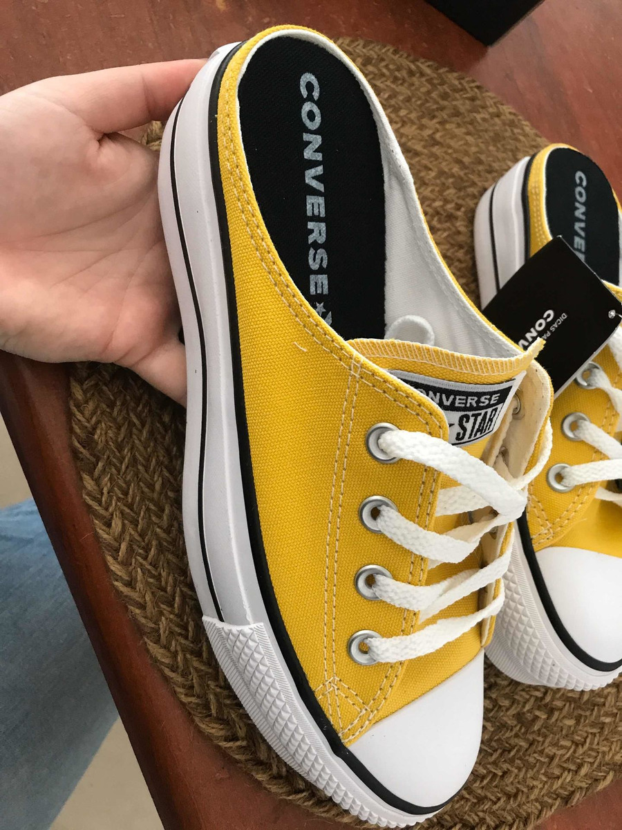 converse amarillo 37