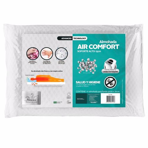 almohada air comfort soporte alto