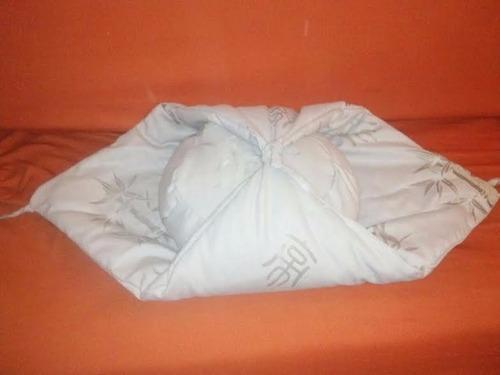 almohadon kit meditacion zafu y zabuton con japa mal