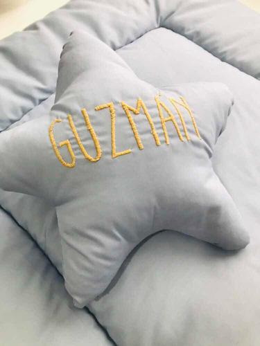 almohadones - almohada bebe diseño infantil