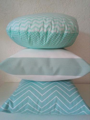 almohadones estilo nórdico