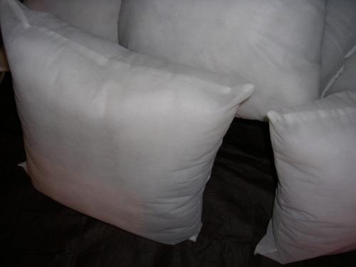 almohadones para relleno